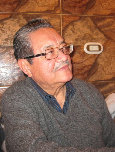 Miguel Saénz. Foto C.L.