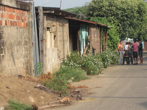 La pobreza en Arauca es evidente y no se justifica. Foto Kikyo.