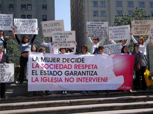 Protesta de mujeres 1