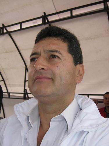 Alberto Vanegas, de la CUT