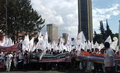 Las aspiraciones de Marcha Patriótica pasan por alcanzar el poder y transformar el país.