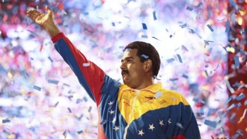 Nicolas Maduro elecciones venezuela