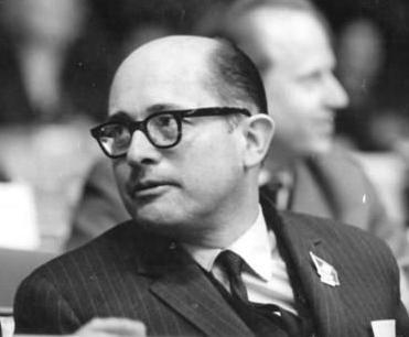 Gilberto Vieira en 1963