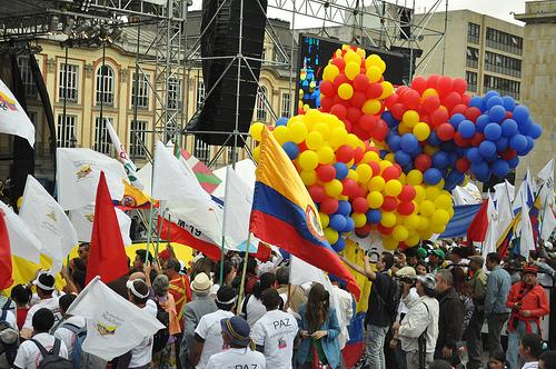 Foto: Marcha Patriótica Independencia via photopin cc