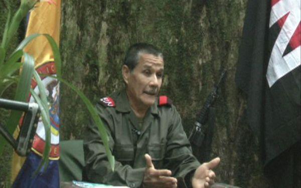 Nicolás Rodríguez Bautista, comandante del ELN