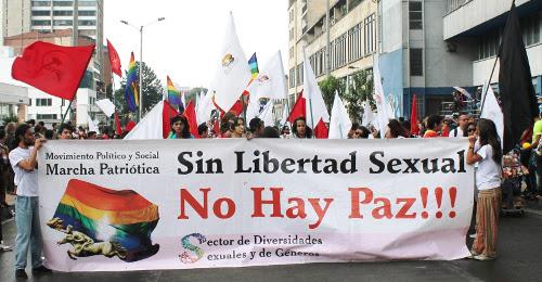 Foto: Marcha Patriótica