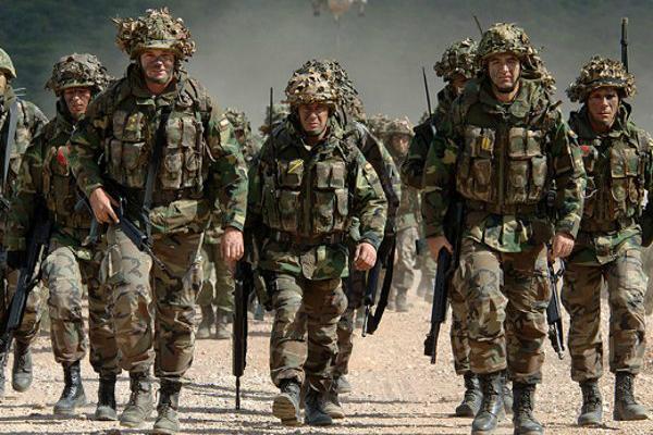 Las tropas de la OTAN han sido instrumento intervencionista al servicio del Pentágono norteamericano
