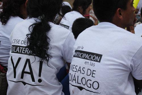 Las Constituyentes regionales son un medio para la participación ciudadana en defensa de los diálogos de paz y de expresión de la problemática regional y territorial.