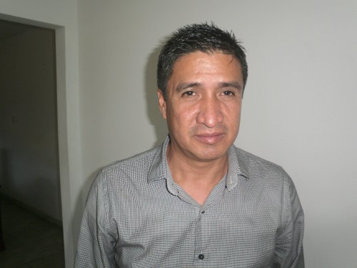 Dr. Rodrigo Páez Olaya, secretario departamental del interior. Foto Nelosi