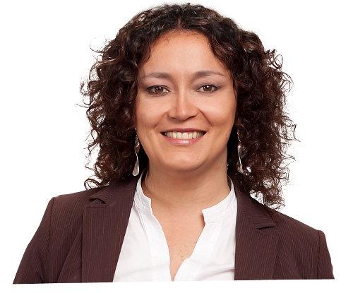 Angélica Lozano Correa, concejal progresista de Bogotá