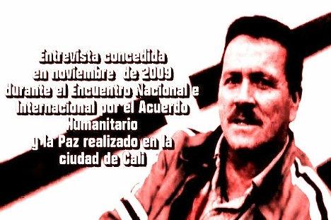 Húber Ballesteros, líder social detenido mientras actuaba como vocero del paro agrario