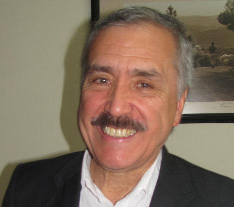 Jaime Caycedo., candidato a la Cámara de Representantes por Bogotá