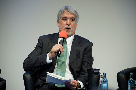 Enrique Peñalosa. Foto: International Transport Forum via photopin cc