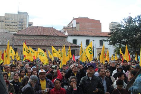 Marcha Union Patriotica nov 2013-1