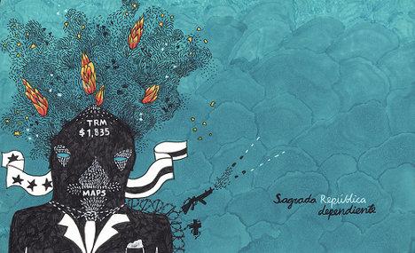 Ilustración: Andrea Posada Escobar via photopin cc
