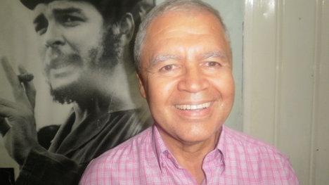 Rodrigo López Oviedo, secretario general PCC Ibagué. Foto Nelosi