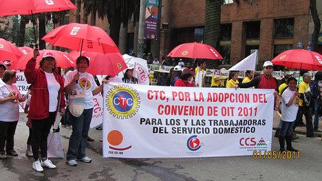 Foto: Confederación Sindical de las Américas via photopin cc