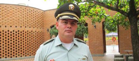 Mayor William Quintero Salazar