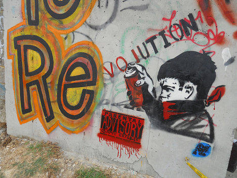 Foto: TRZ Stencil via photopin cc