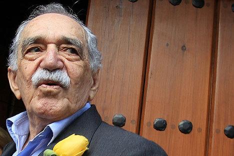 Gabriel Garcia Marquez 5