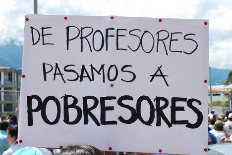 profesores colombia