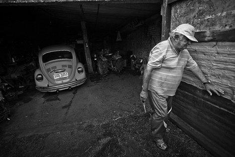 José Mujica, presidente del Uruguay. Foto: Polifemus via photopin cc