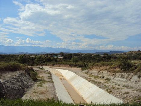 Obras en el Tolima