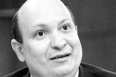 Giancarlo Auque de Silvestri, director de Inteligencia entre 2003-2004