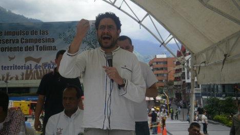 Iván Cepeda Castro. Foto Nelosi