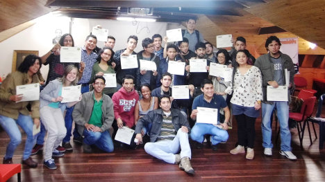 Escuela Nacional JUCO 2015