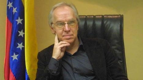 Carolus Wimmer, dirigente comunista venezolano