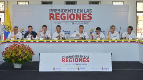 El Consejo Regional de Ministros es el encargado de socializar el PND
