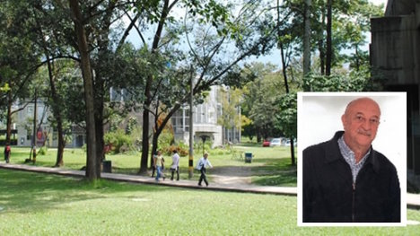 Luis Fernando Wolff Isaza era profesor jubilado de la Universidad Nacional de Medellín