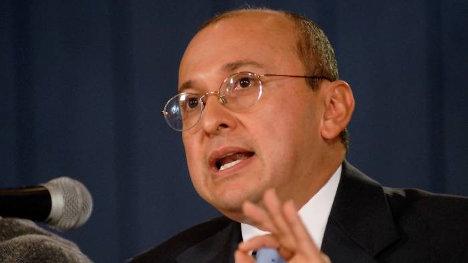 Eduardo Montealegre Lynnet, fiscal general de la Nación