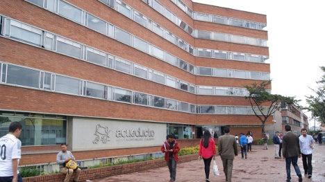 Empresa de Acueducto de Bogotá. Foto archivo.