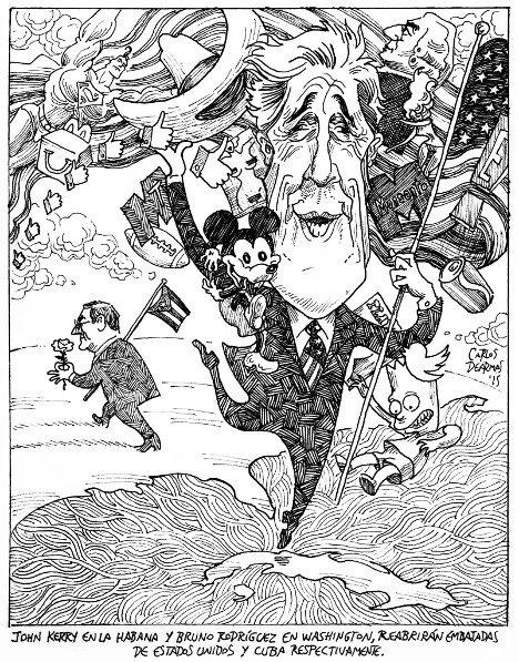 Caricatura Internacional Carlos Dearmas-Embajadas pag 3