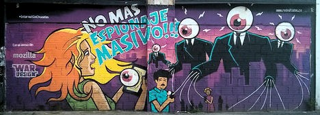 Foto: No Mas Espionaje Masivo via photopin (license)