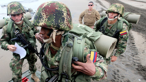 colombia-marines