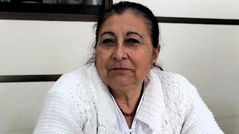 Rosalba Bobadilla.