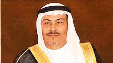 Faisal Trad, diplomático saudí.
