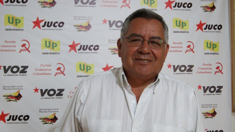 Roberto Quintero.