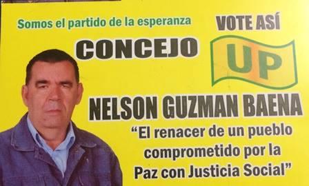 Nelson Baena