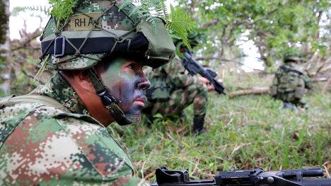La Casa Blanca aspira a involucrar al ejército colombiano en conflictos internacionales liderados por el Pentágono y la OTAN.