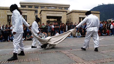 Foto: Cita histórica en Colombia via photopin (license)