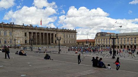 Foto: Plaza de Bolivar via photopin (license)