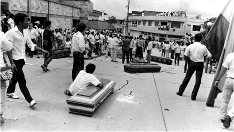 masacre segovia
