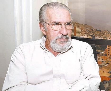 Atilio Borón. Foto: Wara Vargas.