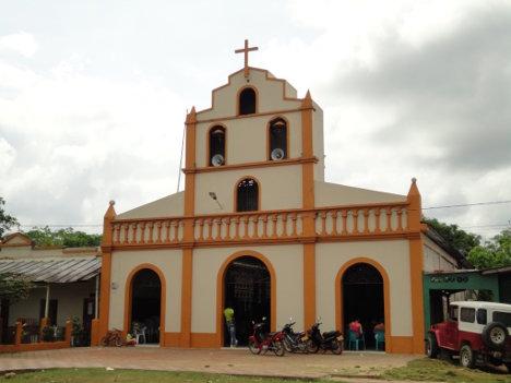 Iglesia San Pedro Claver, Corregimiento de Puerto Claver, El Bagre, Antioquia