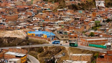 Barrios Ciudad Bolivar bogota 2