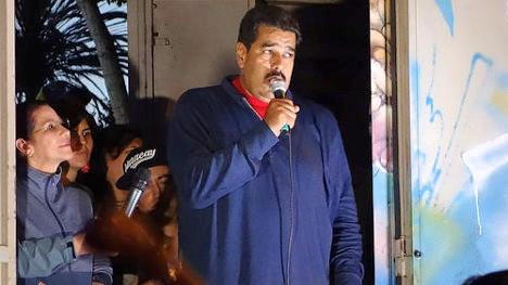 nicolás Maduro. Foto Luigino Bracci via photopin (license)
